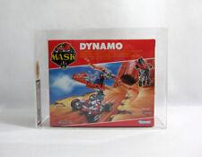 NEW 1987 Vintage M.A.S.K ✧ DYNAMO ✧ Kenner MASK UKG 90 AFA