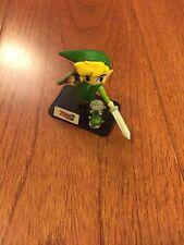 Legend Of Zelda Phantom Hourglass Link Figure Rare Limited Edition