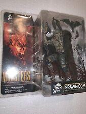 """DRACULA Action Figure McFarlane's Monsters Bloody Package Variant McFarlane 7"""""""