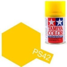 Tamiya PS-42 Translucent Yellow Polycarbonate Spray Paint Mid-America Naperville