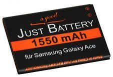 Original Jubatec Batterie pour Ace de Galaxie de Samsung Gt-S5830 Eb494358vu