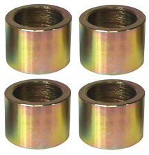 """Flat Steel Spacers 5/8"""" I.D. x .625 Thick - 4 Pack #1220"""