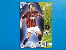 Panini Trading Cards Champions League 2007 n. 22 Paolo Maldini Milan