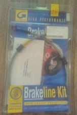 Suzuki gsxr1000k1/k2 goodridge rear braided brake line