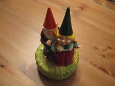 Unieboek Gnomes Musical Figurine Wife & Husband Sunshiine Of My Life