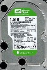 Western Digital WD15EACS-11BHUB0 1.5TB DCM: HBRNNTJMA