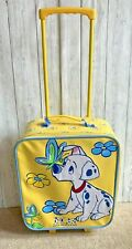 Disney Store 101 Dalmatians Childrens Luggage Cabin Suit Case Sleepover Carry On