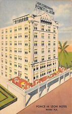 Br44536 Ponce de leon hotel miami usa