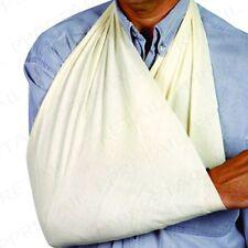 PREMIUM COTTON CALICO TRIANGULAR BANDAGE Arm Sling Shoulder/Elbow Injury Support