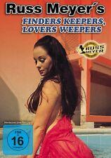 LOVERS WEEPERS-KINOED. RUSS MEYER:FINDER KEEPERS -   DVD NEU