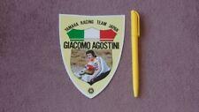 Giacomo AGOSTINI - YAMAHA Racing Team Japan, Aufkleber/sticker