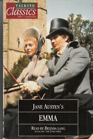 Jane Austen Emma Talking Classics 2 Cassette Audio Book Abridged FASTPOST