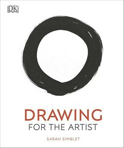 Drawing for the Artist by Sarah Simblet (English) Hardcover Book