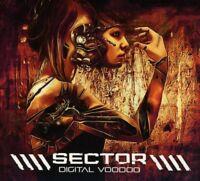 SECTOR - DIGITAL VOODOO   CD NEW