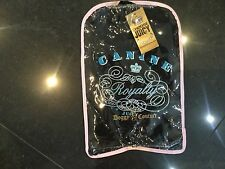 NWT Juicy Couture New & Gen. Dogs Black Cotton Sweatshirt Size Medium With Logo