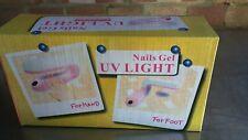 Twistable Nail Gel UV Light Brand New In Box
