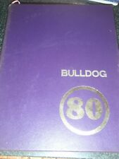 1980 Fairdale High School Bulldog Fairdale KY Kentucky Yearbook Year Book