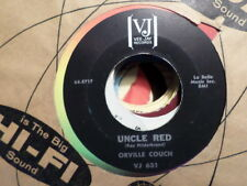 VEE JAY 45 RECORD/ORVILLE COUCH/HELLO DOLL/UNCLE RED/ NR MINT COUNTRY