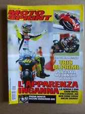 MOTOSPRINT n°25  2002   [Q29]  TEST SUZUKI BURGMAN 650 MOTO GUZZI V11 SCURA