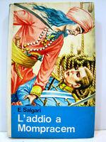 "Emilio Salgari ""L'addio a Mompracem"" 1972 Malipiero"