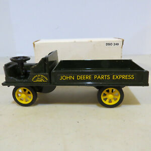 """Dain John Deere """"Parts Express Truck""""  1/43 JD-DS0249-B"""