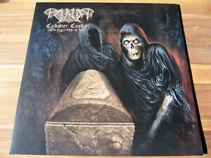 PAGANIZER – Cadaver Casket LP, lim. 200, Grave Dismember Centinex