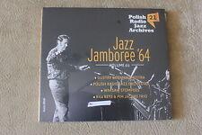 Polish Radio Jazz Archives. Volume 21: Jazz Jamboree '64. Vol2 CD POLISH RELEASE