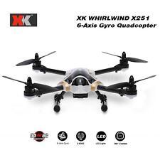 XK X251A RC Quadcopter Brushless Motor 3D 6G Switch RTF X7 Transmitter US STOCK