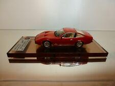 AMR ANDRE MARIE RUF FERRARI 365 GTC/4 1971 - 1:43 - EXCELLENT ON PEDESTAL - 7+8