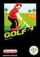 Nintendo NES Spiel - Golf PAL-B mit OVP
