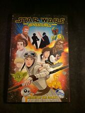 """STAR WARS ADVENTURES"" ~HEROES OF THE GALAXY~ DISNEY // IDW // PAPERBACK // NEW"