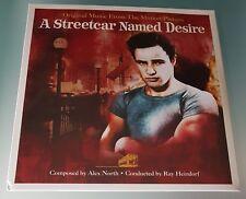 A Streetcar Named Desire Soundtrack Lp Vinile Ristampa Alex North Ost
