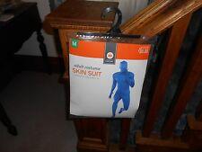 Adult Skin Suit Halloween Costume New NIB Halloween Medium M Blue