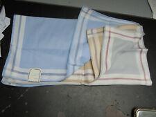 6 Anciens Mouchoirs Coton