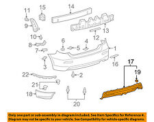 TOYOTA OEM 09-10 Matrix-Spoiler / Wing Kit 7609202020