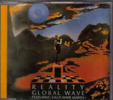 Global Wave-Reality cd maxi single