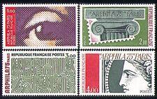"FRANCIA 1975 ""Arphila' 75""/Eye/CERES/Statua 4 V (n30581)"