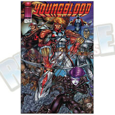 YOUNGBLOOD v2 #1 NM