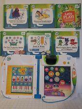 LeapFrog LeapStart Learning System 3D with 6 Books! Level 2 pre-kindergarten