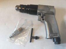 "Central Pneumatic Reversible Air Drill 3/8"" 1700 RPM 5 SCFM Set 94585"