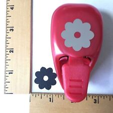 EK Success Medium Double Punch - Flower  - NEW