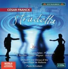Franck: Stradella, New Music