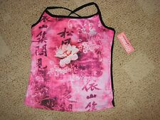 OTOMIX Women's Athletic Workout Graphic Tank Top Size large NWT