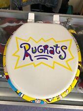 Rugrats Custom painted Toilet Seat