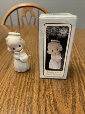 "Mib Precious Moments ""Sending You A White Christmas� Ornament [528218]"