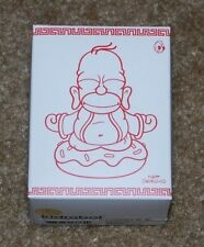 WONDERCON 2015 EXCLUSIVE KIDROBOT GOLD COLORED BUDDHA HOMER SIMPSON