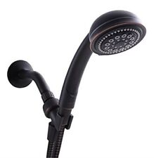 LDR 520 5105ORB Complete 5 Function Handheld Shower Set with 60-Inch Hose and Mo