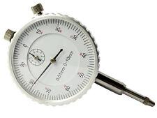 Messuhr Messgerät Messbereich 0.01/0-10mm Analog für Magnet Messstativ
