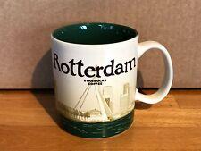 Starbucks Mug Tasse Rotterdam 473 ml, NEU mit SKU
