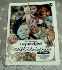 Jean & Ken Nordquist's Collectible Doll Co Molds & Dollmaking Supplies Catalog